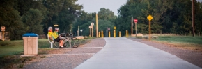 Redbud Pedestrian & Bicycle Trail - Andover