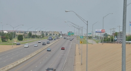I-35 / I-240 (Crossroads) Interchange
