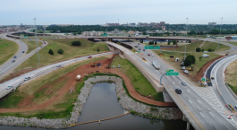 I-35 / I-40 (Dallas Junction) Interim Improvements