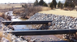 Chisholm Creek Sanitary Sewer Relief Line